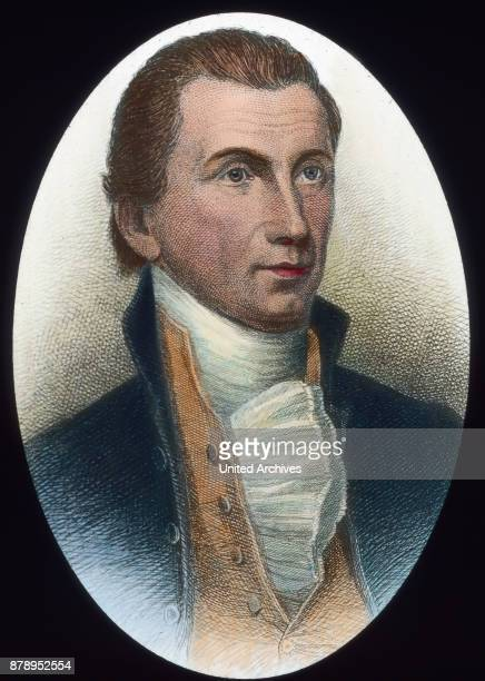 James Monroe the fifth President of the United States of America