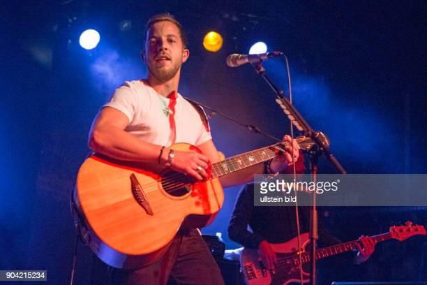 James Morrison gebuertig James Morrison Catchpole der britische Saenger und SingerSongwriter live beim Reeperbahnfestival 2015 Konzert beim...