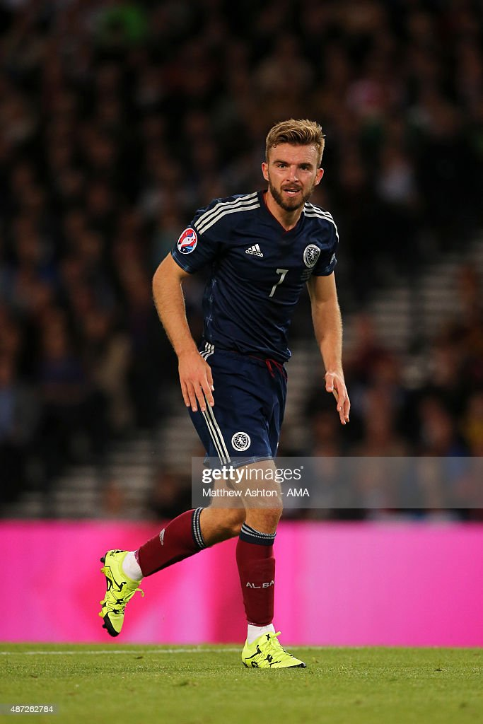 Scotland v Germany - EURO 2016 Qualifier : News Photo