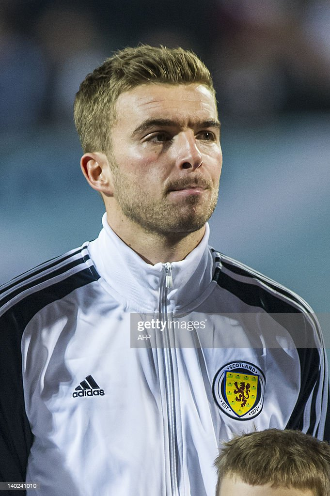 James Morrison of Scotland  poses before : News Photo