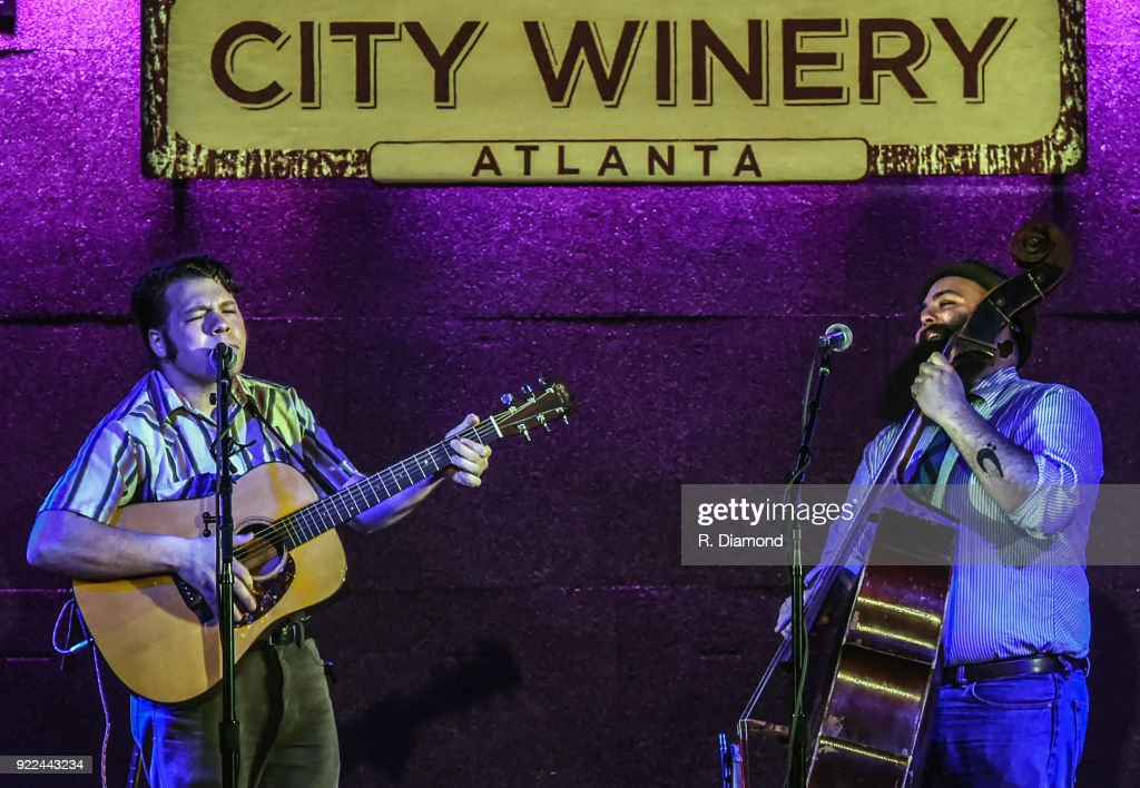 Earls of Leicester In Concert - Atlanta, Georgia : News Photo