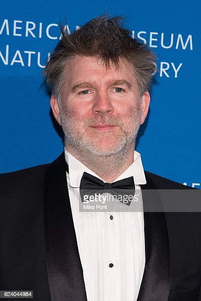 James Murphy attends the 2016 American Museum Of Natural History Museum Gala at American Museum of Natural History on November 17 2016 in New York...