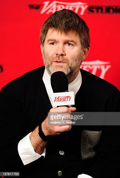 James Murphy of LCD Soundsystem attends Day 3 of the Variety Studio at the 2012 Sundance Film Festival on January 23, 2012 in Park City, Utah.