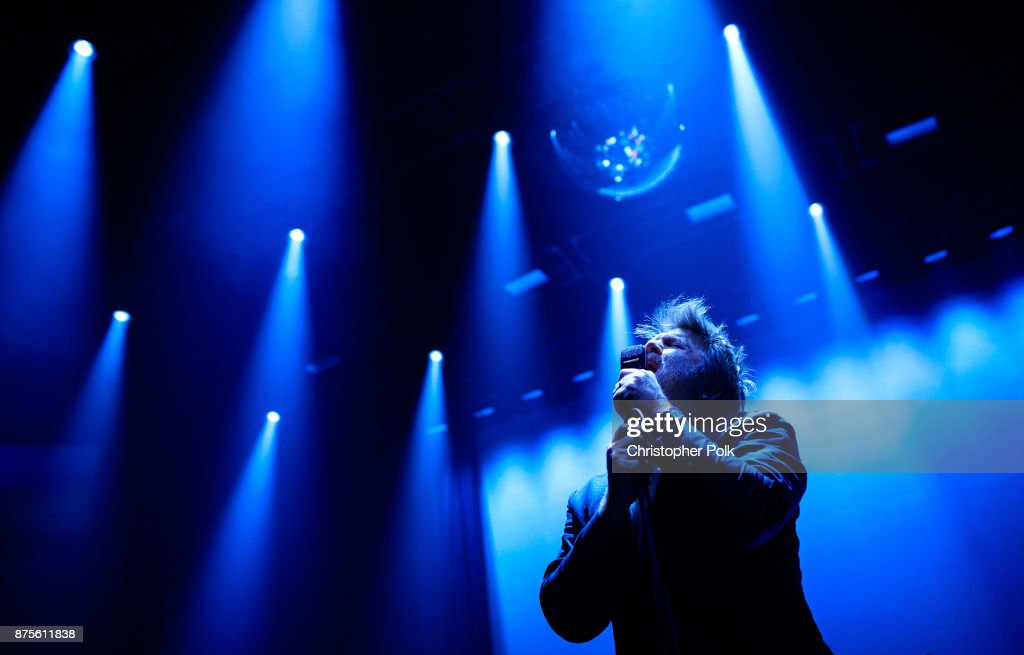 LCD Soundsystem Performs At Hollywood Palladium