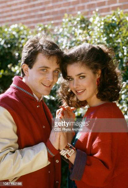James Nardini and Claudia Wells star in Fast Times a CBS television sitcom based on the theatrical movie Fast Times at Ridgemont High about life in...