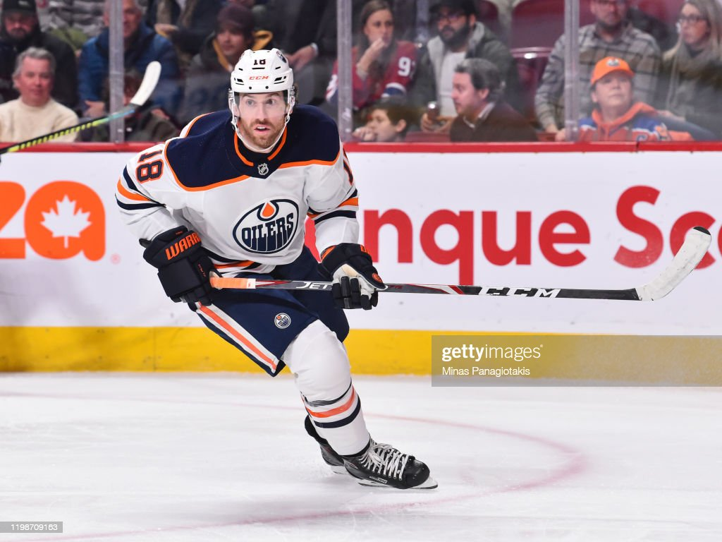 Edmonton Oilers v Montreal Canadiens : News Photo