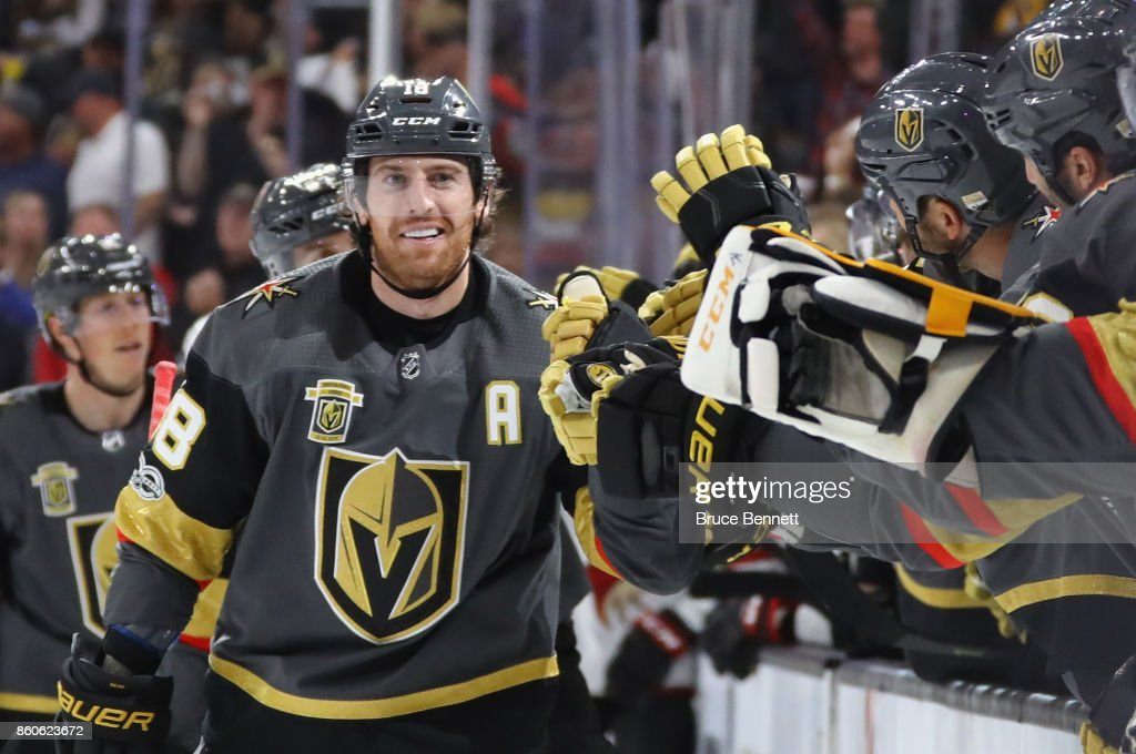 Arizona Coyotes v Vegas Golden Knights : News Photo