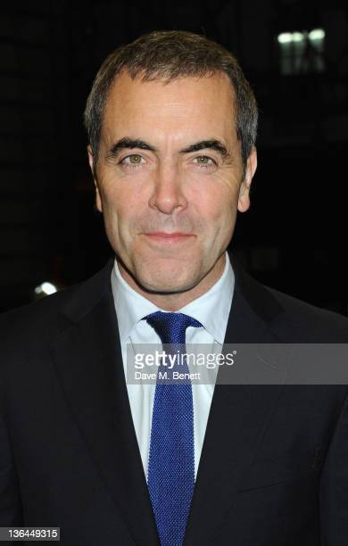 James Nesbitt attend a special screening of Coriolanus at The Curzon Mayfair on January 5 2012 in London England