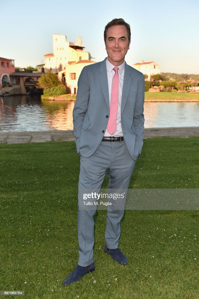 James Nesbitt attends The Costa Smeralda Invitational Gala Dinner at Cala di Volpe Hotel - Costa Smeralda on June 17, 2017 in Olbia, Italy.