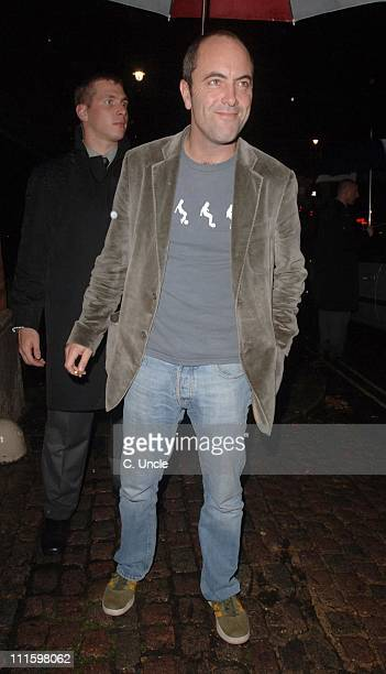 James Nesbitt during 1976 Milestones of Gemstones 2006 After Party Arrivals at Wallace Collection in London Great Britain
