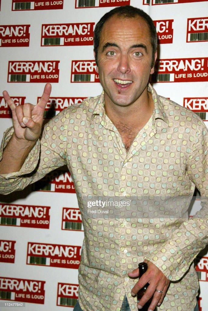 Kerrang! Awards 2004 - Press Conference