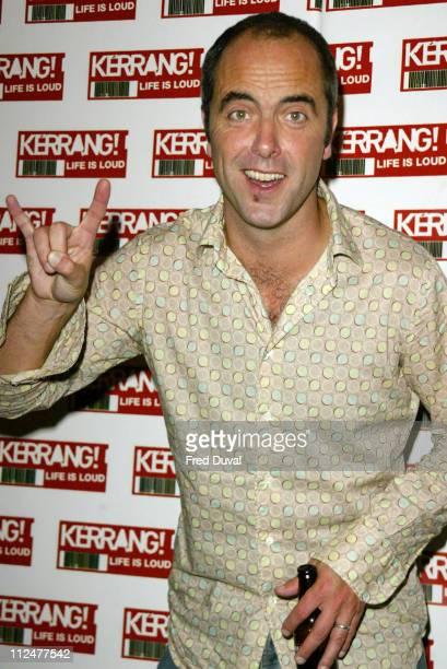 James Nesbitt during Kerrang Awards 2004 Press Conference in London United Kingdom