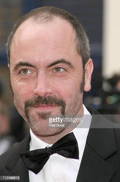 James Nesbitt during The Pioneer British Academy Television Awards Outside Arrivals at Royal Theatre in London Great Britain