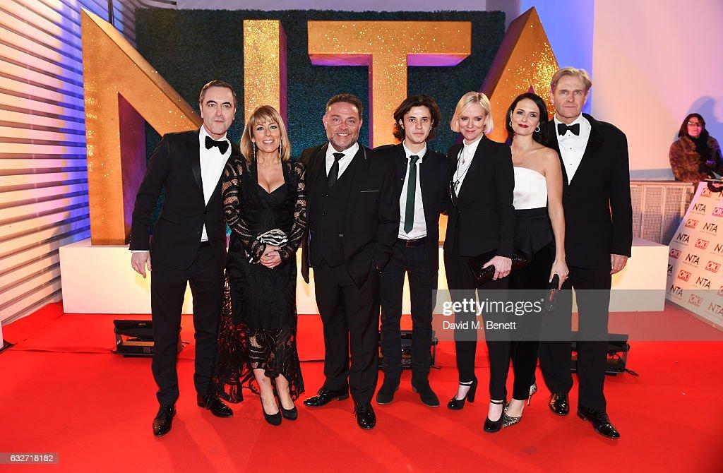 National Television Awards - VIP Arrivals