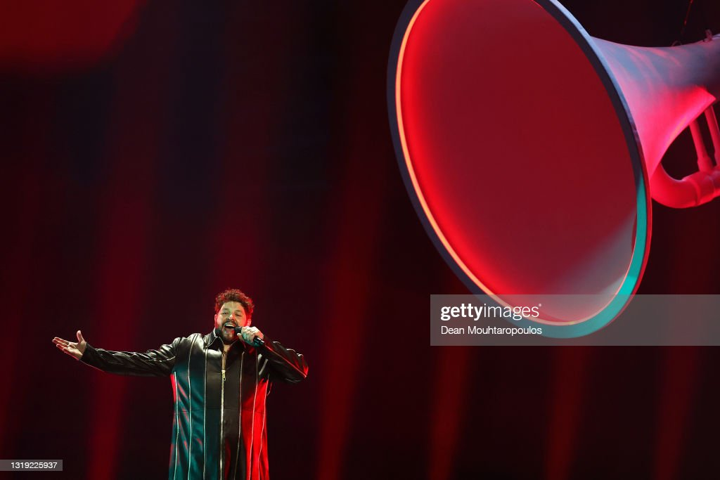 Eurovision Song Contest 2021 - Dress Rehearsal : News Photo