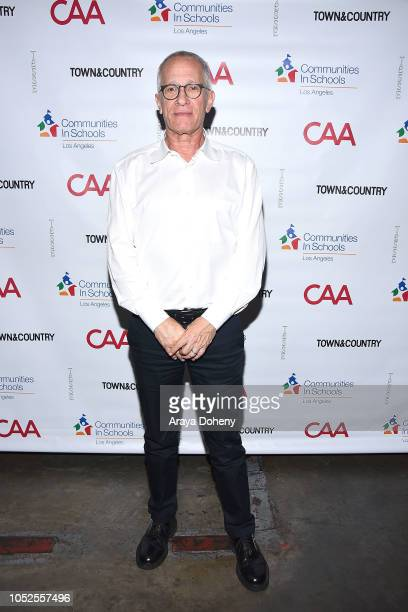 James Newton Howard attends Communities In Schools LA 'Lunch With a Leader' on October 19 2018 in West Hollywood California