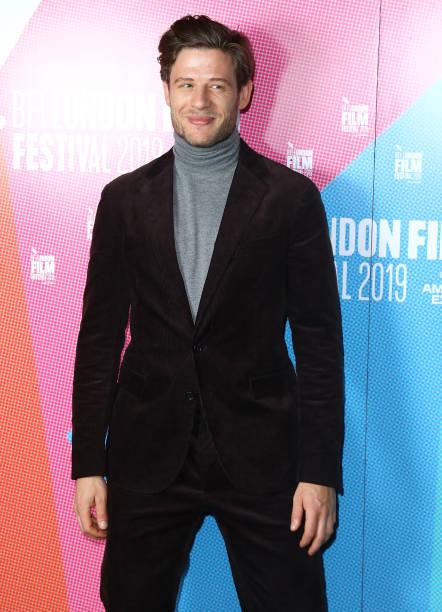 "GBR: ""Mr Jones"" UK Premiere - 63rd BFI London Film Festival"
