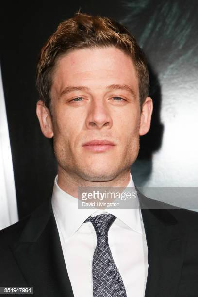 James Norton attends the premiere of Columbia Pictures' 'Flatliners' at The Theatre at Ace Hotel on September 27 2017 in Los Angeles California