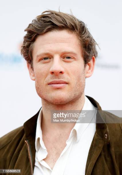 James Norton attends the Sentebale Audi Concert at Hampton Court Palace on June 11 2019 in London England The charity Sentebale was founded by Their...