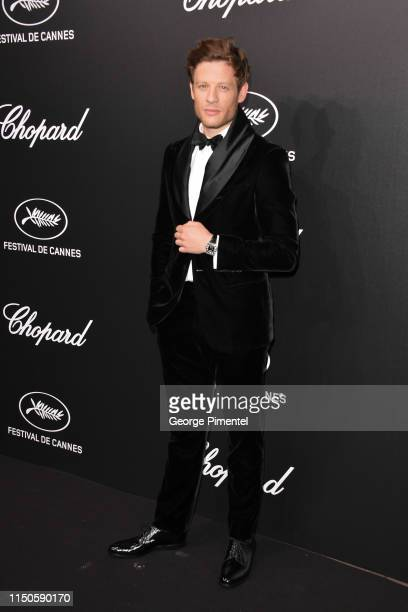 James Norton attends the The Chopard Trophy event during the 72nd annual Cannes Film Festival on May 20 2019 in Cannes France
