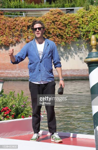 James Norton is seen arriving at the Excelsior during the 77th Venice Film Festival on September 09, 2020 in Venice, Italy.