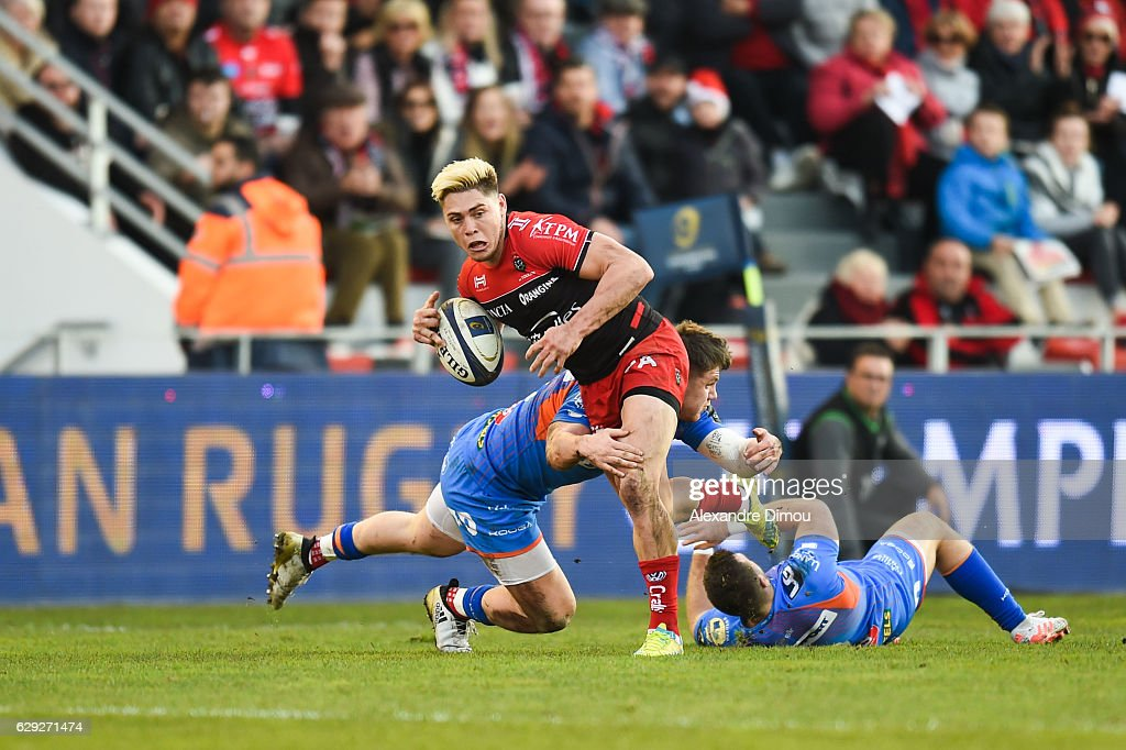 Toulon v Scarlets - European Champions Cup : News Photo
