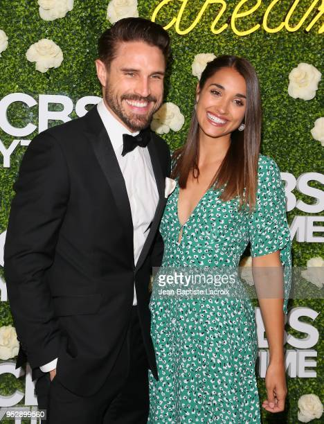 James O'Halloran and Jaimee Gooley attend the CBS Daytime Emmy After Party on April 29 2018 in Pasadena California