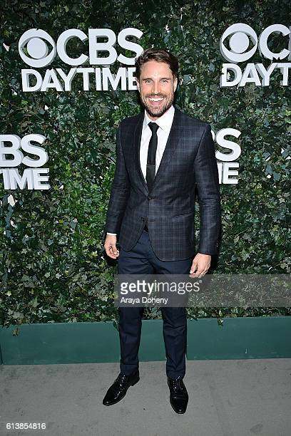 James O'Halloran attends the CBS Daytime for 30 Years event at The Paley Center for Media on October 10 2016 in Beverly Hills California