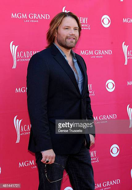 James Otto arrives at the 44th annual Academy Of Country Music Awards held at the MGM Grand on April 5 2009 in Las Vegas Nevada