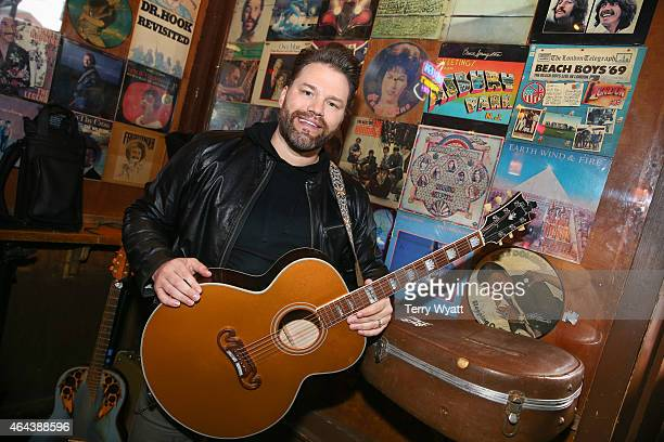 James Otto attends at The Legend's at Legends' during CRS 2015 on February 25 2015 at the in Nashville Tennessee