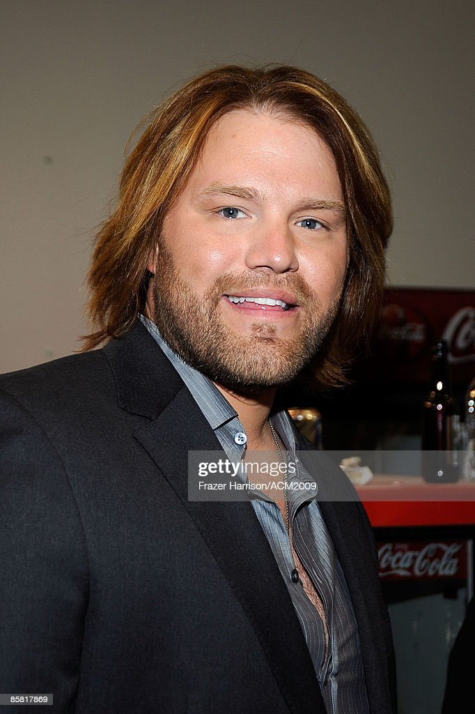 44th Annual Academy Of Country Music Awards - Backstage : News Photo