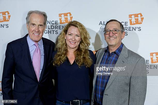 James P. Clark, Esq., Chief Deputy Attorney, City of Los Angeles, Comedian Sarah Colonna and Phillip Rudolph, Esq., Executive Vice President, General...