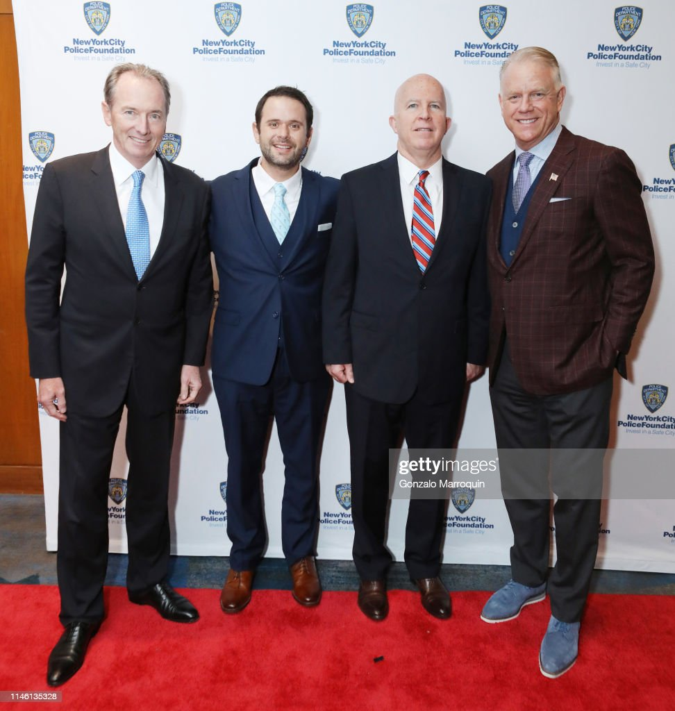 2019 New York City Police Foundation Gala : News Photo