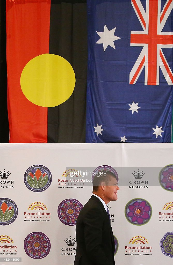 James Packer Launches Second Reconciliation Action Plan For Crown Resorts