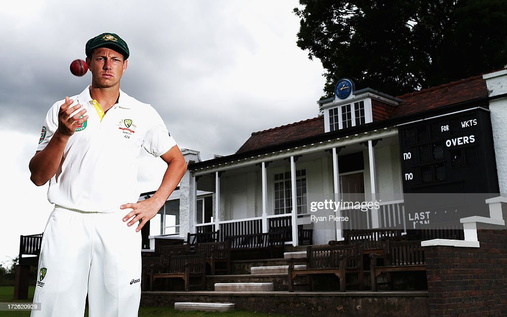 James Pattinson Portrait Session