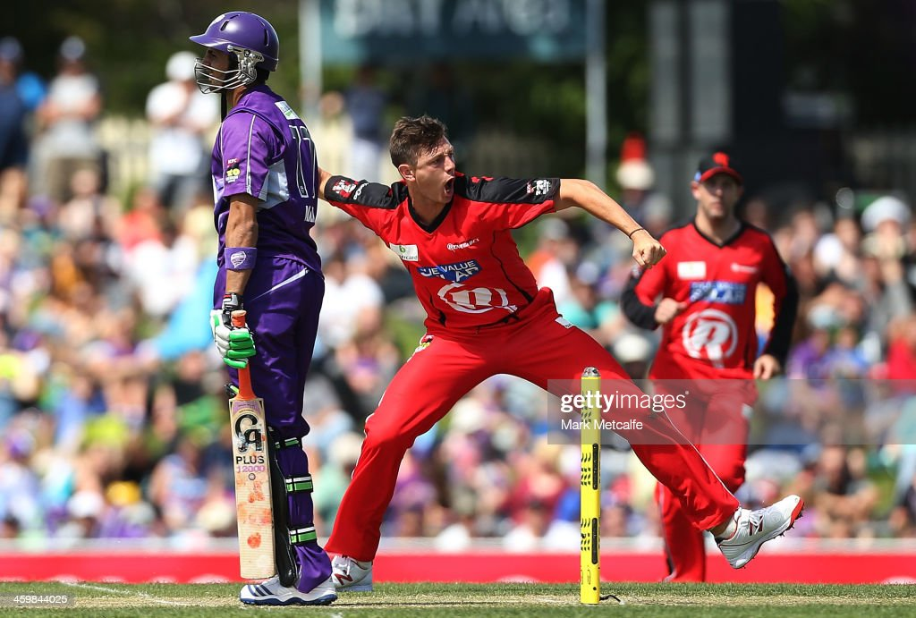 Big Bash League - Hurricanes v Renegades