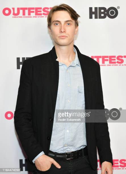 James Paxton attends the 2019 Outfest Los Angeles LGBTQ Film Festival screening of Bit at TCL Chinese 6 Theatres on July 26 2019 in Hollywood...