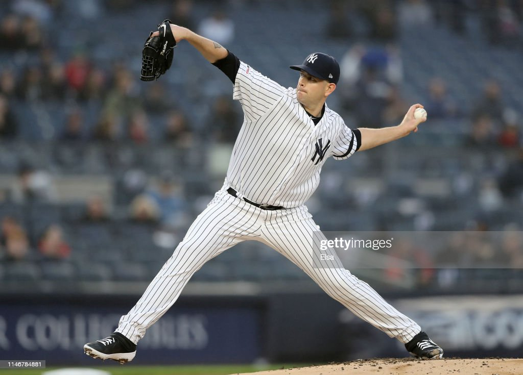 Minnesota Twins v New York Yankees : News Photo