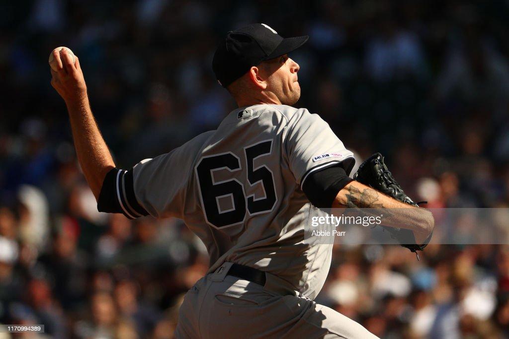 New York Yankees v Seattle Mariners : News Photo
