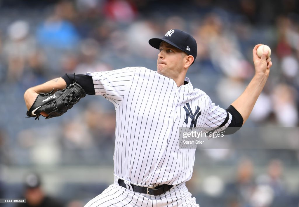 Kansas City Royals v New York Yankees : Nieuwsfoto's