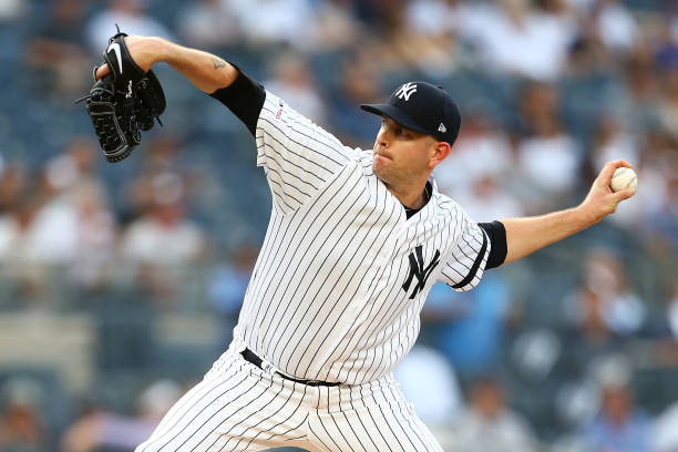 NY: Tampa Bay Rays v New York Yankees