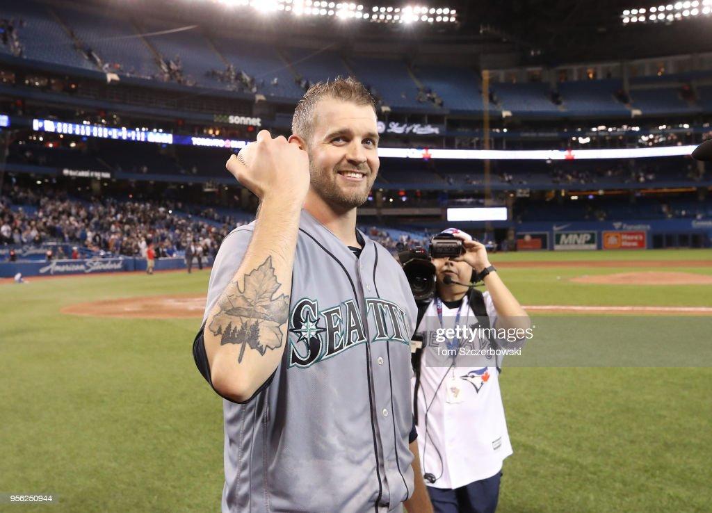 Seattle Mariners v Toronto Blue Jays : News Photo