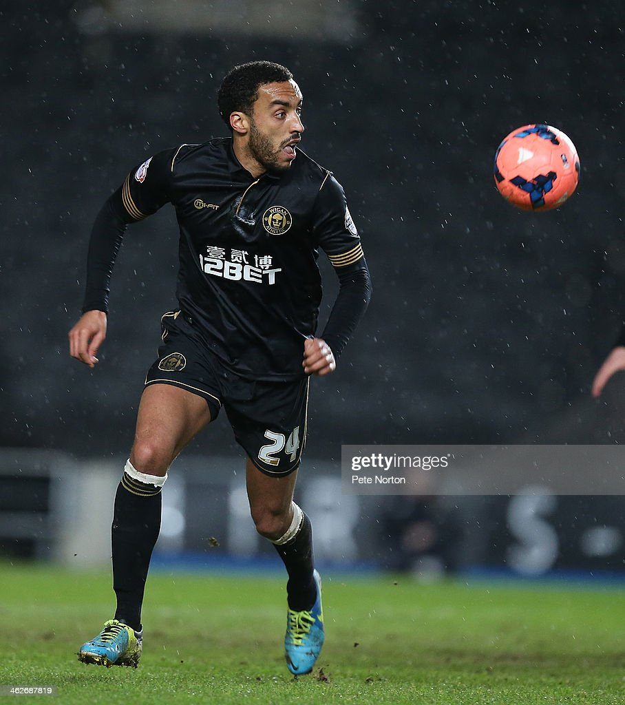 Milton Keynes Dons v Wigan Athletic - FA Cup Third Round Replay