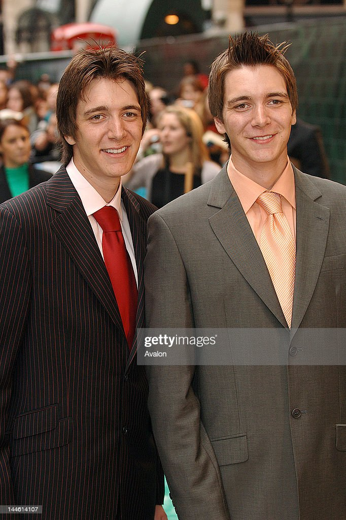 Oliver And James Phelps 2015
