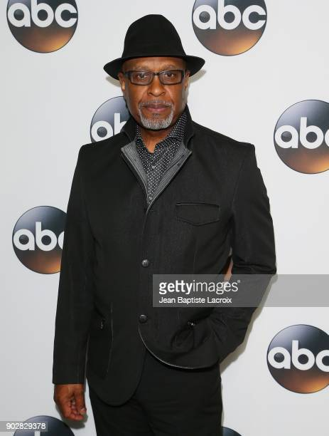 James Pickens Jr attends the Disney ABC Television Group Hosts TCA Winter Press Tour 2018 on January 8 2018 in Pasadena California