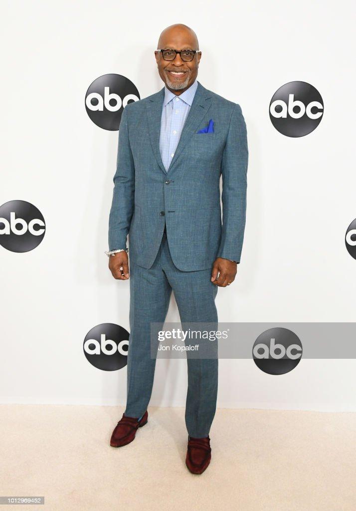 Disney ABC Television Hosts TCA Summer Press Tour - Arrivals : News Photo