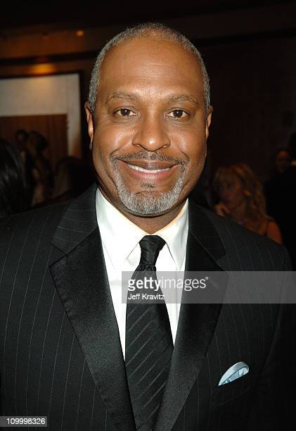 James Pickens Jr during 33rd Annual Daytime Emmy Awards Backstage and Audience at Kodak Theater in Hollywood California United States