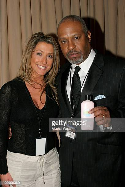 James Pickens Jr during 33rd Annual Daytime Emmy Awards Gift Suite Day 2 in Los Angeles California United States