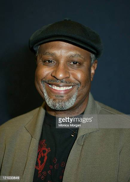 James Pickens Jr during NAACP Diversity Symposium February 25 2006 at Shrine Auditorium in Los Angeles California United States