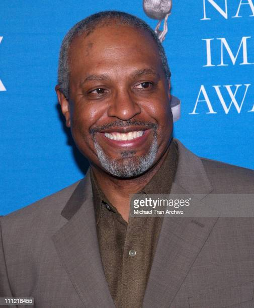 James Pickens Jr during The 37th Annual NAACP Image Awards Nominee Luncheon Arrivals at Beverly Hilton Hotel in Beverly Hills California United States